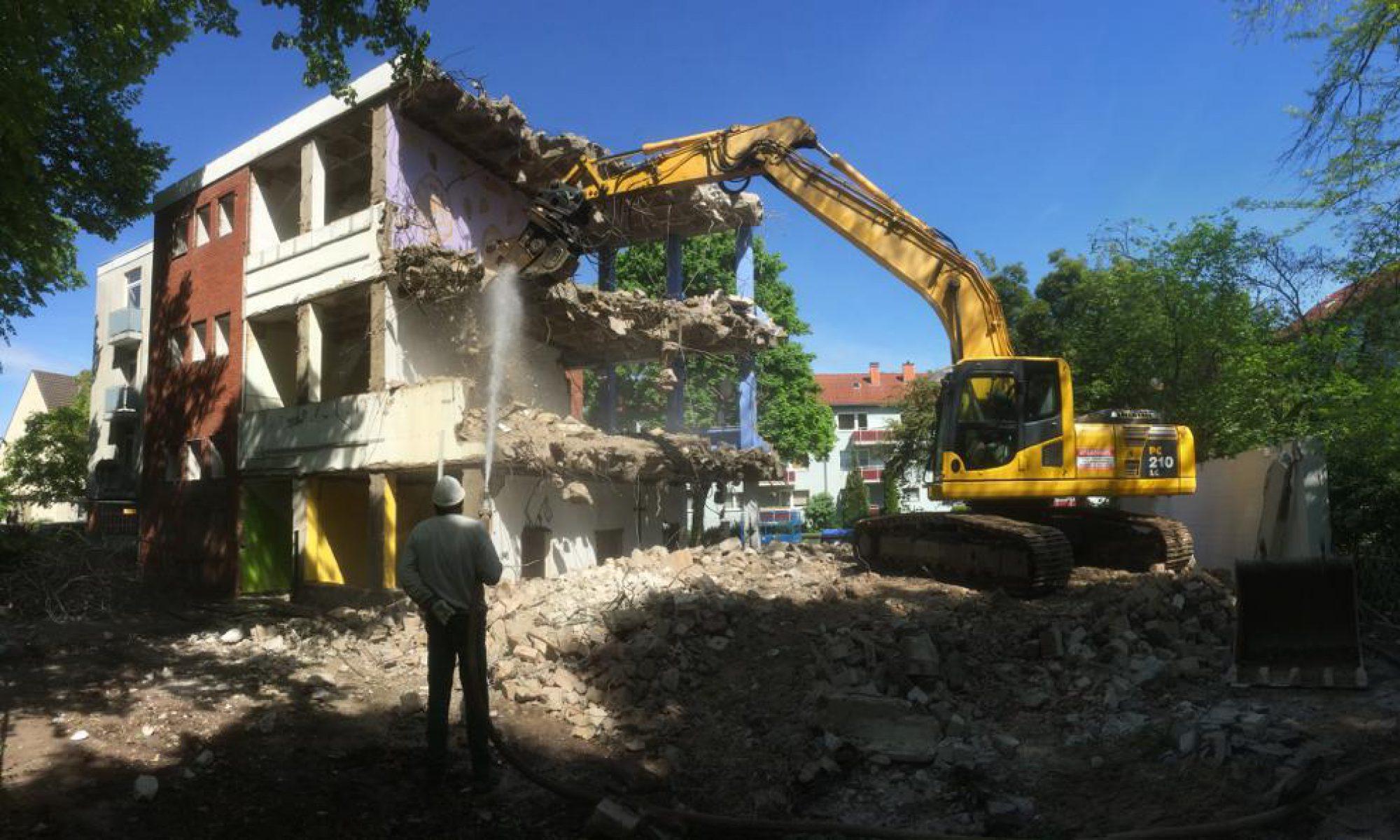 Berliner Verbau - Spezialtiefbau Spickenagel
